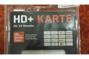HD+ Karte NEU