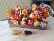 Herbst-Blumenkästen