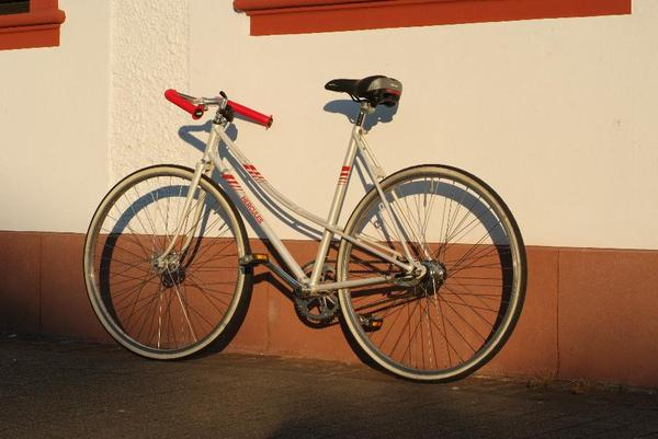 hercules damen fahrrad retrostyle singlespeed. Black Bedroom Furniture Sets. Home Design Ideas