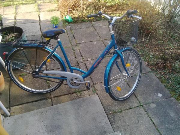 hercules uno 7 damen city bike in stuttgart damen. Black Bedroom Furniture Sets. Home Design Ideas