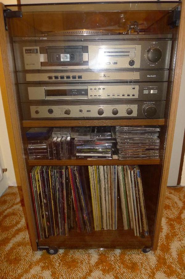 hifi rack grundig ct 5300 in bammental stereoanlagen t rme kaufen und verkaufen ber private. Black Bedroom Furniture Sets. Home Design Ideas