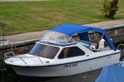 Hille Motorboot mit