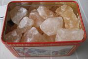Himalaya-Salz + Haar-