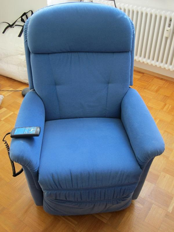 elektrischer sessel neu und gebraucht kaufen bei. Black Bedroom Furniture Sets. Home Design Ideas