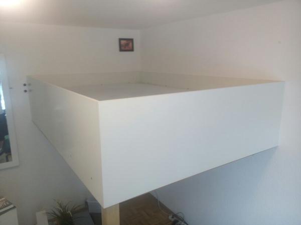 hochbett stabile neu und gebraucht kaufen bei. Black Bedroom Furniture Sets. Home Design Ideas