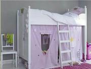 Hochbett Doppelbett Massives