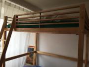 Hochbett ohne Matratze