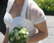 Hochzeitskleid GR 38 -