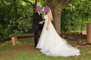 Hochzeitskleid/ Hochzeitsanzug