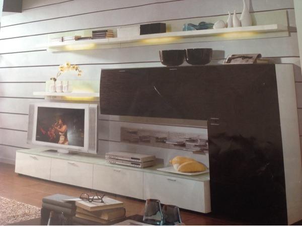 Holtkamp wohnwand sideboard wohnzimmerschr nke anbauw nde for Wohnwand hochwertig