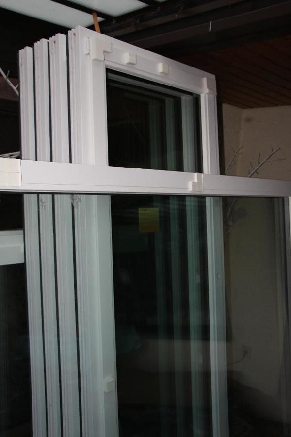 holz aluminium alu terrassenfenster t ren fenster neu in karlsruhe fenster roll den. Black Bedroom Furniture Sets. Home Design Ideas