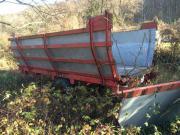 Holz Ladewagen Schlepper