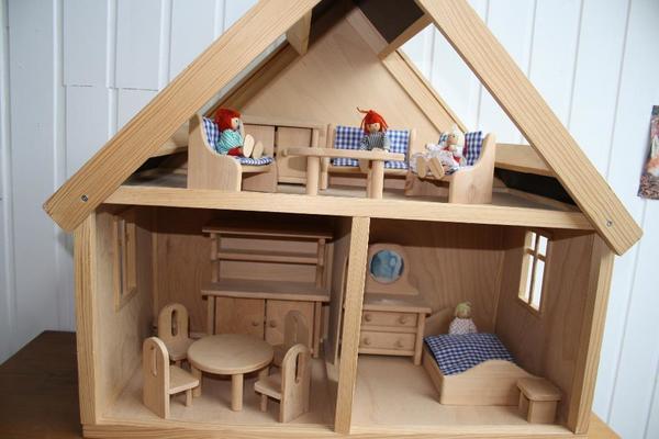 holz puppenhaus neu und gebraucht kaufen bei dhd24