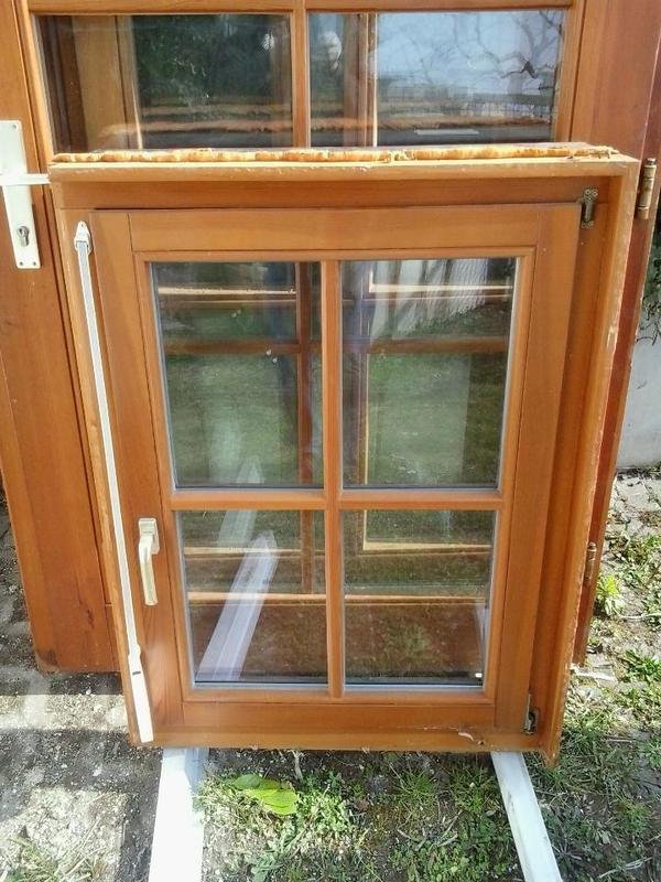 Holz Sprossen Fenster In Esslingen Fenster Roll Den