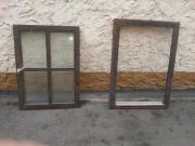 Holzfenster mit Doppelverglasung