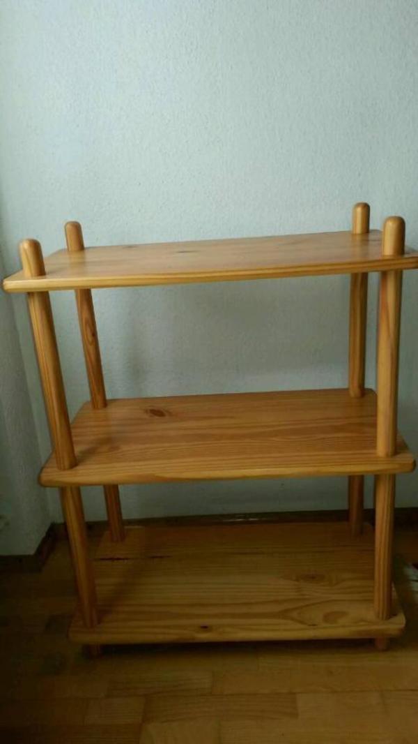 holzregal kaufen gebraucht und g nstig. Black Bedroom Furniture Sets. Home Design Ideas