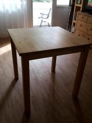 Holztisch massiv 173cm
