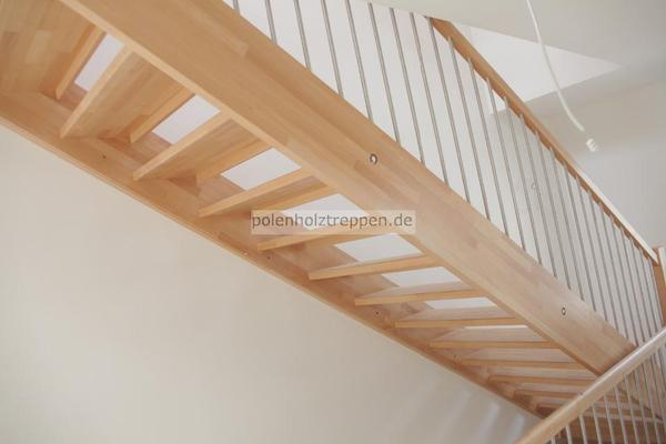 holztreppen aus polen holztreppe aus polen in dresden. Black Bedroom Furniture Sets. Home Design Ideas