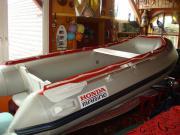 Honda Motorboot - Schlauchboot