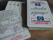 HSV Kartenspiel