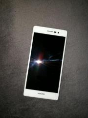 Huawei P7 weiss
