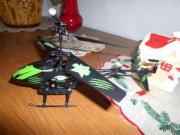 Hubschrauber Helicopter mit