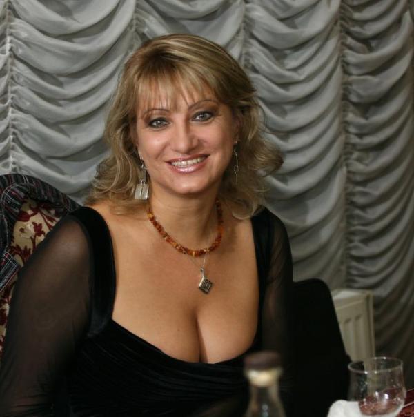 Russische Frau ist weil