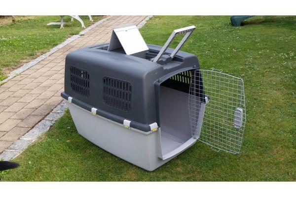 hundebox transportbox gulliver zubeh r f r haustiere. Black Bedroom Furniture Sets. Home Design Ideas