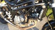 Hyosung GT 650i,