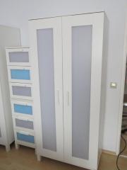 brimnes kleiderschrank ikea haushalt m bel gebraucht und neu kaufen. Black Bedroom Furniture Sets. Home Design Ideas