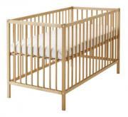 IKEA Babybett zu