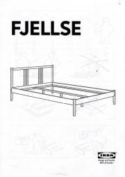 bett fjell haushalt m bel gebraucht und neu kaufen. Black Bedroom Furniture Sets. Home Design Ideas