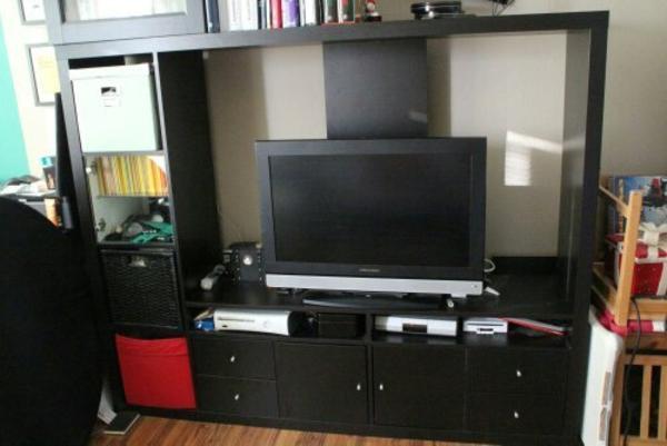 schwarz schrank neu und gebraucht kaufen bei. Black Bedroom Furniture Sets. Home Design Ideas