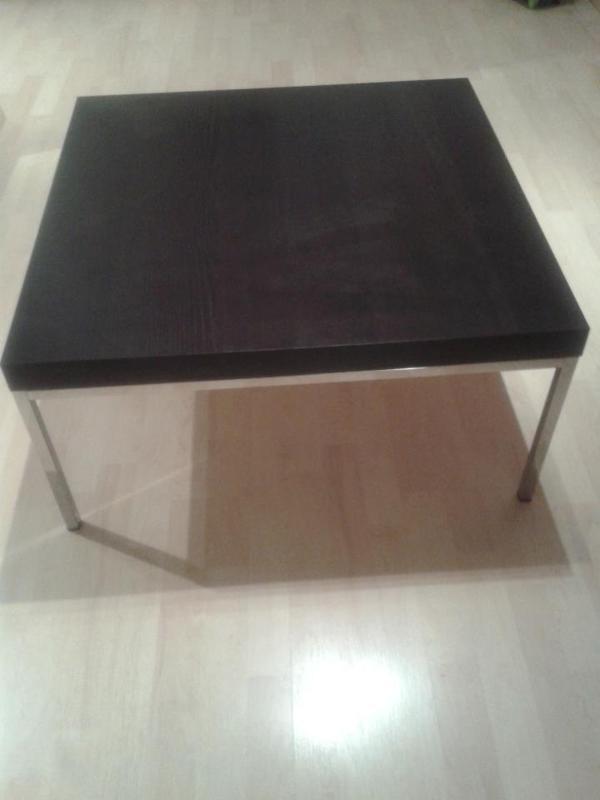 IKEA Klubbo Tisch Couchtisch und Lack Beistelltisch in