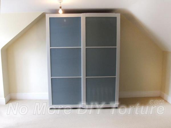 kleiderschrank schiebet ren neu und gebraucht kaufen bei. Black Bedroom Furniture Sets. Home Design Ideas