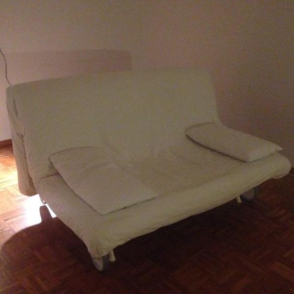 ikea ps l vas bettsofa sehr gut erhalten in karlsruhe ikea m bel kaufen und verkaufen ber. Black Bedroom Furniture Sets. Home Design Ideas