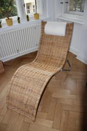 rattanliege ikea haushalt m bel gebraucht und neu kaufen. Black Bedroom Furniture Sets. Home Design Ideas