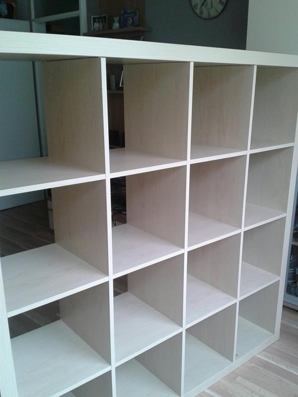 ikea raumteiler trennwand in m nchen wohnzimmerschr nke anbauw nde kaufen und verkaufen ber. Black Bedroom Furniture Sets. Home Design Ideas