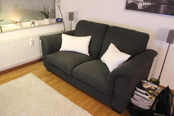 ikea tidafors 2sitzer sofa in stuttgart polster sessel couch kaufen und verkaufen ber. Black Bedroom Furniture Sets. Home Design Ideas