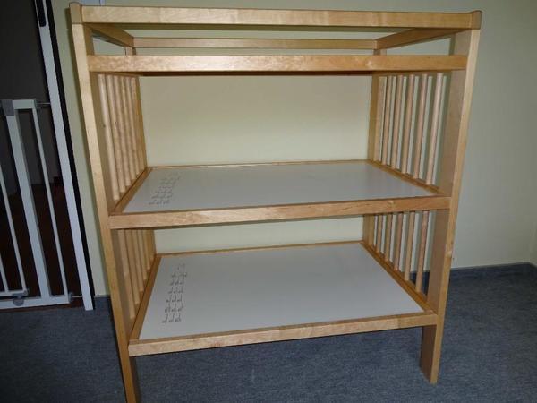Ikea Aspelund Table De Chevet ~ Ikea Wickeltisch als gebrauchter Artikel, vergleichen Sie in den