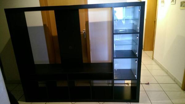 ikea wohnwand kaufen gebraucht und g nstig. Black Bedroom Furniture Sets. Home Design Ideas