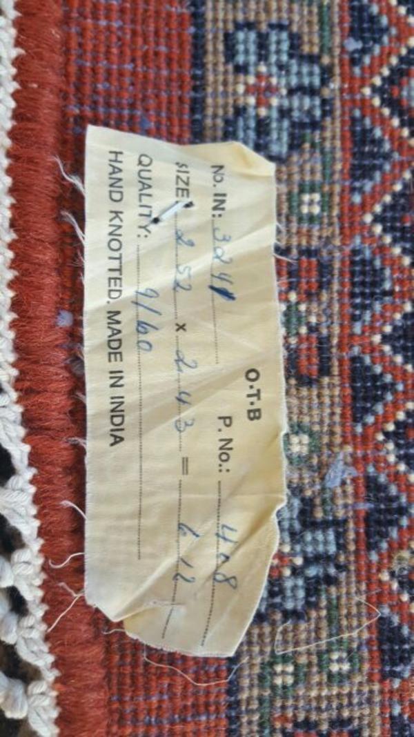 Indischer teppich kaufen gebraucht und g nstig for Indischer schrank gebraucht