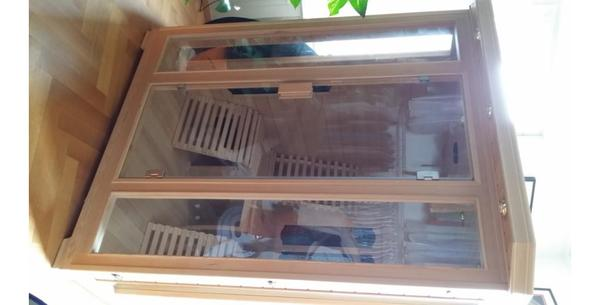 infrarotkabine w rmekabine in st georgen sauna solarium und zubeh r kaufen und verkaufen. Black Bedroom Furniture Sets. Home Design Ideas