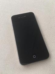 iPhone 4S, schwarz,