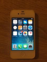 iPhone 4s weiß