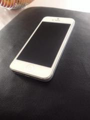 Iphone 5 silber