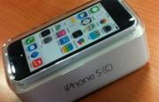 iPhone 5C, weiss,