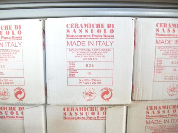 ital fliesen ber 52 qm ceramiche di sassuolo in f rth. Black Bedroom Furniture Sets. Home Design Ideas