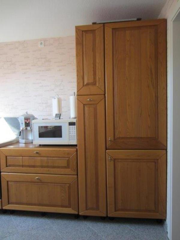 bild 4 italienische k che front massivholz kirschbaum sailauf. Black Bedroom Furniture Sets. Home Design Ideas