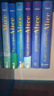 Jugendbuchreihe ALICE - Bücher